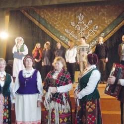 W wypełnionej po brzegi sali śpiewała polska młodzież